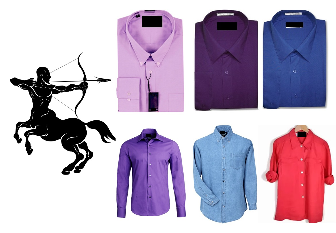 Zodiac men 39 s fashion what is your lucky color huffpost Sagittarius lucky color