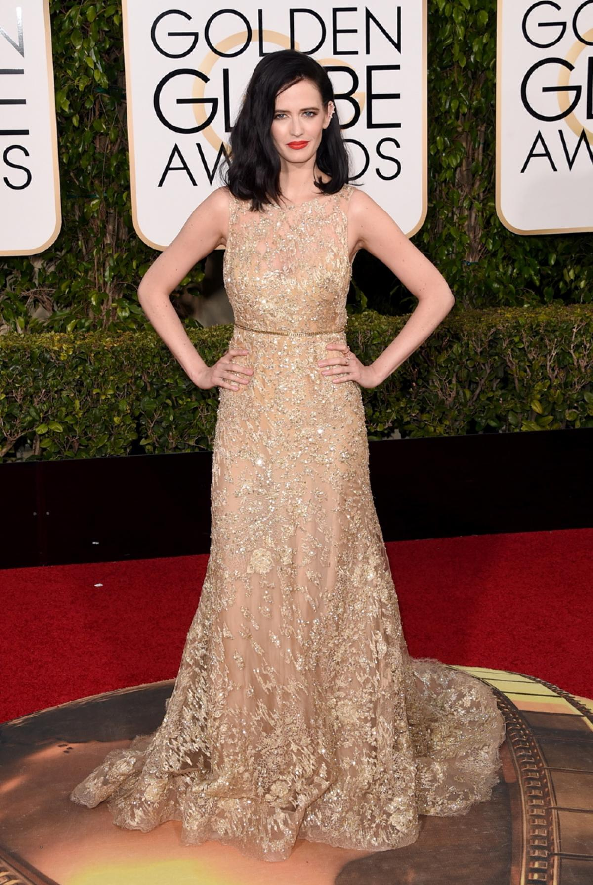 Golden globe 2016 my favorite top ten red carpet dresses huffpost - Golden globes red carpet ...