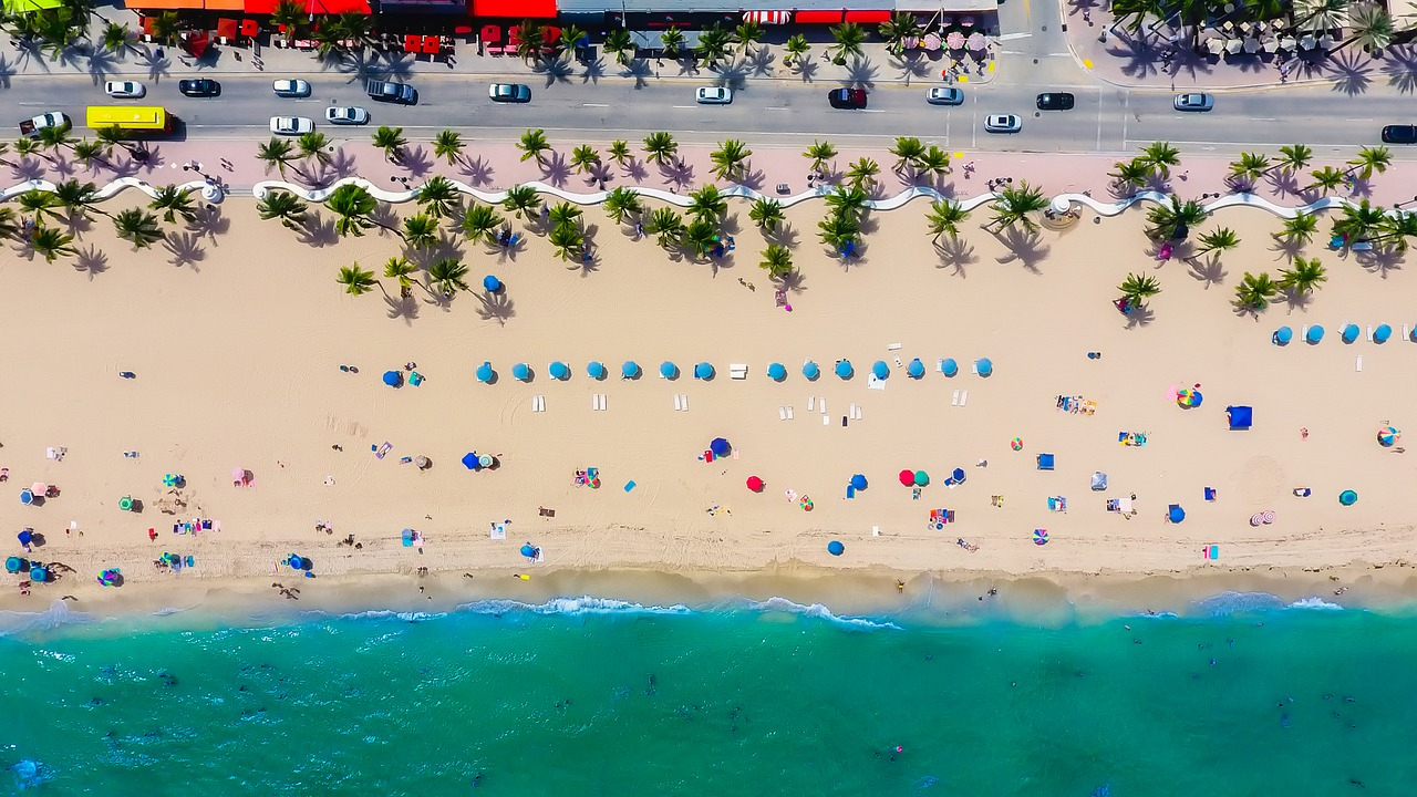 5 best beach cities in florida for a sunshine getaway for Top florida beach towns