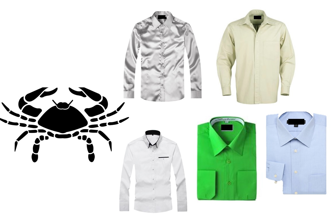 Zodiac Men S Fashion What Is Your Lucky Color